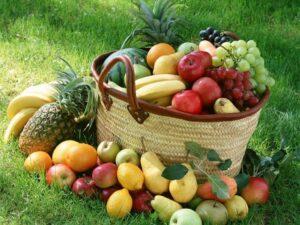 میوه و لاغری