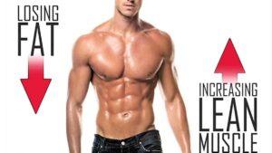 کاهش وزن همراه با عضله سازی در آقایان