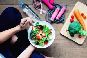 کاهش وزن زنان