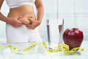 رژیم غذایی کاهش وزن در یک ماه