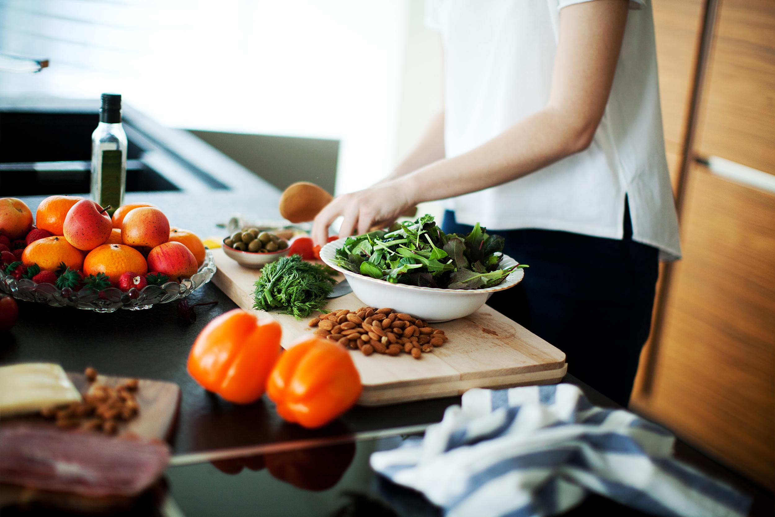 برای لاغری شکم چه بخوریم