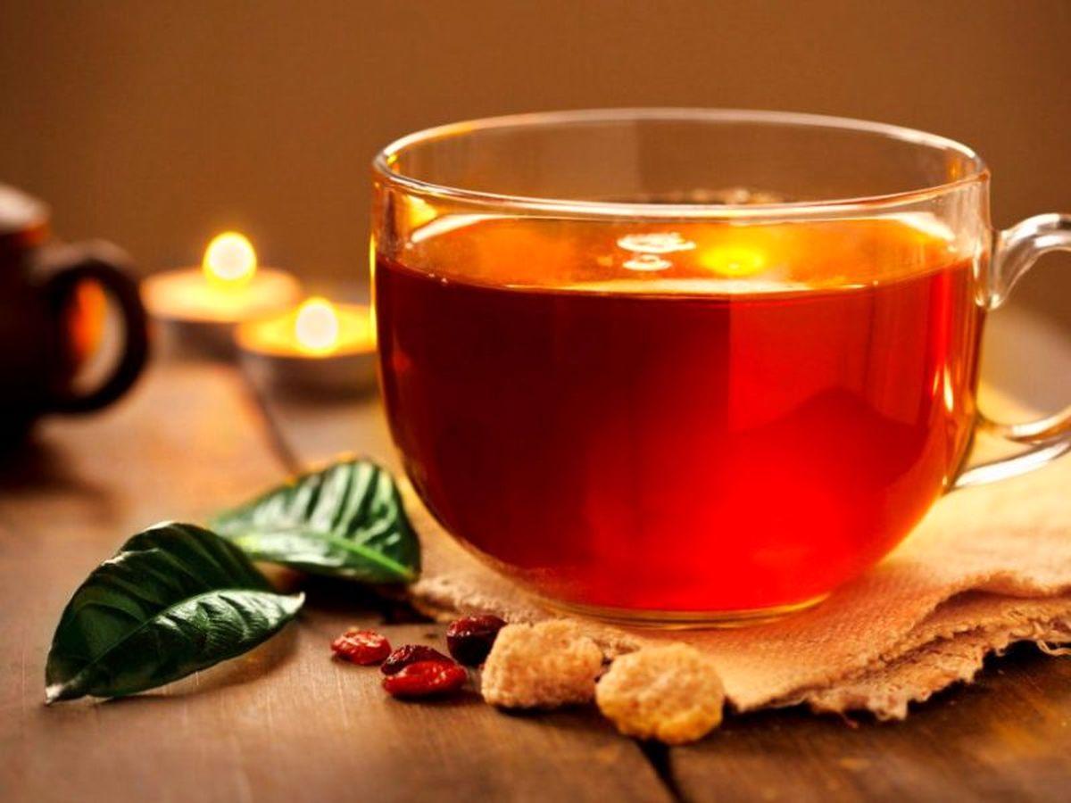 چای سیاه برای لاغری