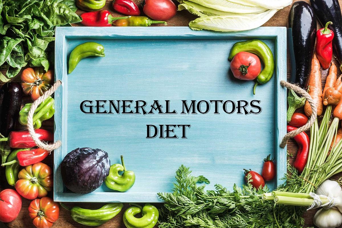 رژيم جنرال موتورز GM