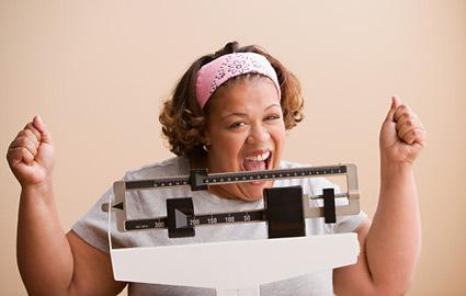 افزایش اعتماد به نفس در زنان برای لاغری